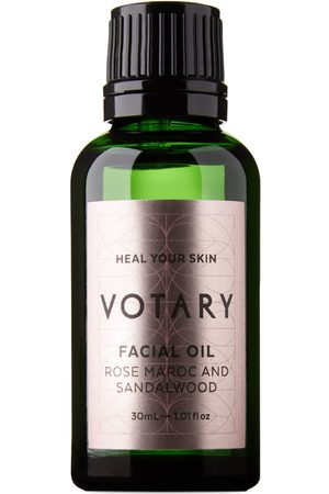 Votary Rose Maroc and Sandalwood Facial Oil, 30 mL
