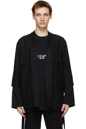 SONG FOR THE MUTE Double Sleeve Kimono Jacket