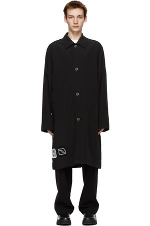 SONG FOR THE MUTE Bird Coach Trench Coat