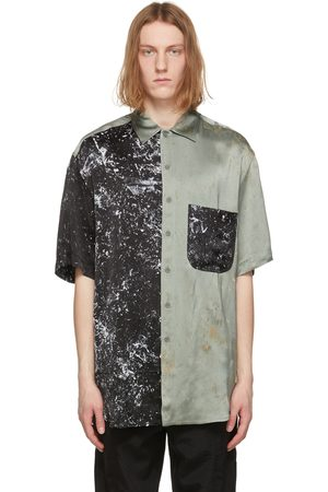 SONG FOR THE MUTE And Oversized Splatter Shirt