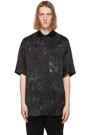 SONG FOR THE MUTE Oversized Splatter Shirt