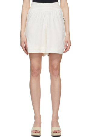 SIMON MILLER Women Shorts - Terrycloth Melia Shorts