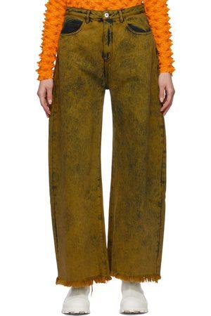 MARQUES'ALMEIDA Boyfriend Jeans