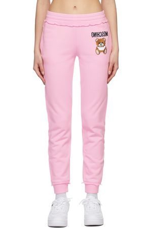 Moschino Inside Out Teddy Bear Lounge Pants