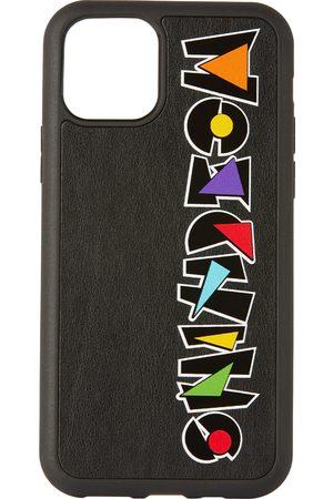 Moschino Geometric Logo iPhone 11 Pro Case