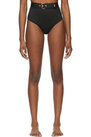 Moschino Women Bikinis - Buckle Bikini Bottoms