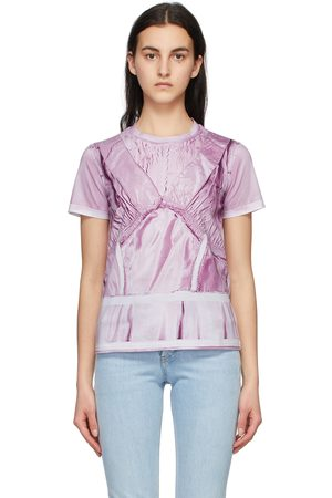 Moschino Inside Out Trompe-loeil T-Shirt