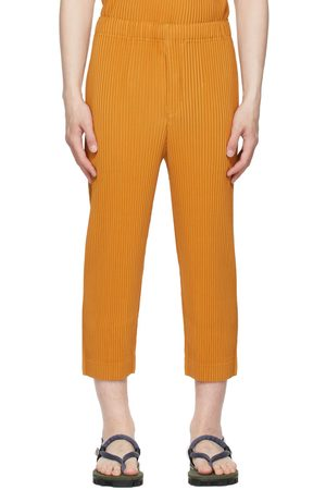 HOMME PLISSÉ ISSEY MIYAKE Monthly Color April Trousers