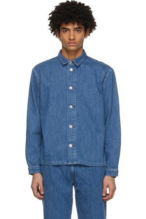 non Denim Washed Shirt