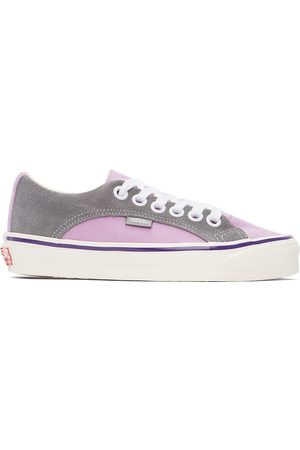 Vans And Grey OG Lampin LX Sneakers