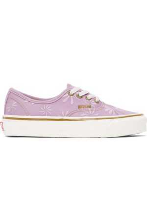 Vans Embroidery OG Authentic LX Sneakers