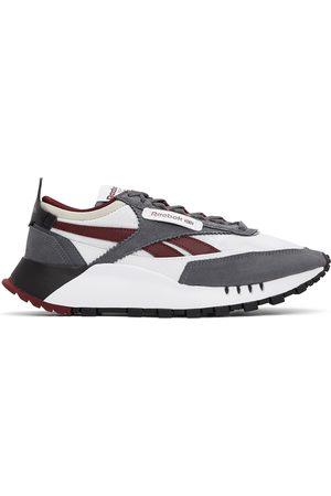 Reebok Men Sneakers - And Grey Classic Legacy Sneakers
