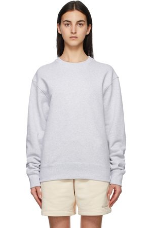 adidas Grey Basics Sweatshirt