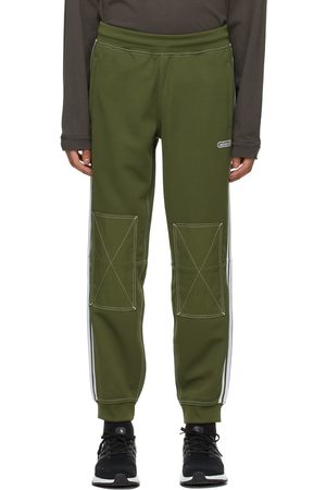 adidas Khaki SPRT Track Pants