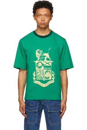 WALES BONNER Johnson Crest T-Shirt