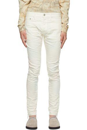 JOHN ELLIOTT Off- Dyed The Cast 2 Jeans