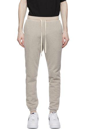 JOHN ELLIOTT Fur Terry LA Lounge Pants