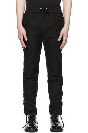 JOHN ELLIOTT Cotton Poplin Frame Cargo Pants