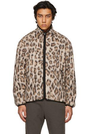 JOHN ELLIOTT Men Fleece Jackets - Reversible and Polar Fleece Full-Zip Jacket