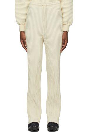 JOHN ELLIOTT Ribbed Terry Lounge Pants