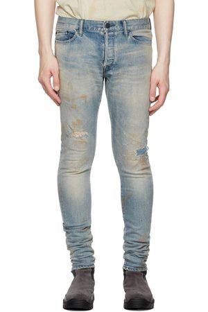 JOHN ELLIOTT Stained The Cast 2 Jeans