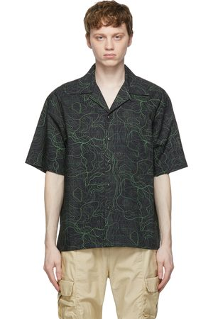 JOHN ELLIOTT And Radar Camp Short Sleeve Shirt