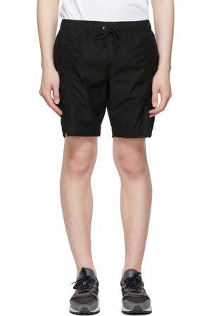 JOHN ELLIOTT Cotton Poplin Frame Shorts