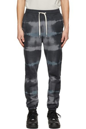 JOHN ELLIOTT Grey Tie-Dye LA Lounge Pants