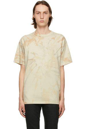 JOHN ELLIOTT Men T-shirts - Tie-Dye University T-Shirt