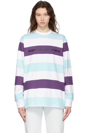 NOON GOONS And Stripe Here Long Sleeve T-Shirt