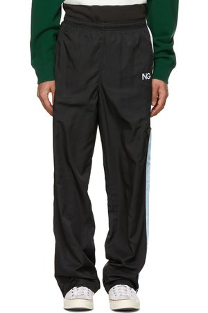 NOON GOONS Men Sweatpants - Taffeta Schoolyards Track Pants