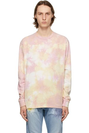 JOHN ELLIOTT Tie-Dye University Long Sleeve T-Shirt