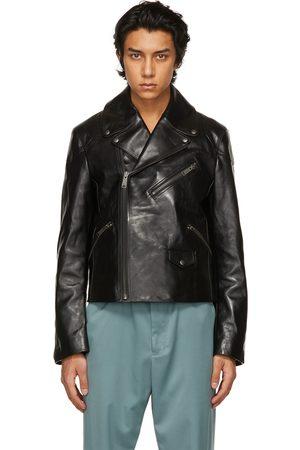 NOON GOONS Men Leather Jackets - Leather Public Image Jacket