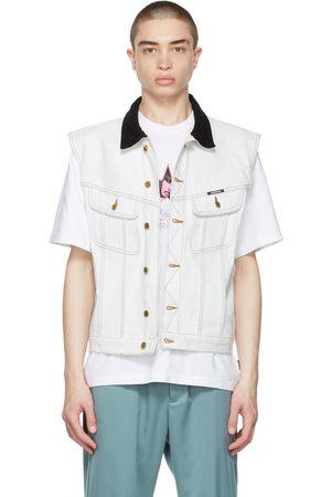 NOON GOONS Denim Arm Pump Vest
