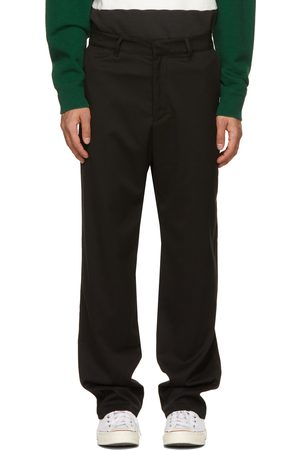 NOON GOONS Men Pants - Twill Ahmed Trousers