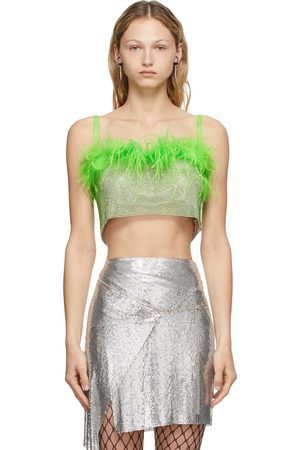 Poster Girl SSENSE Exclusive Crystal Aquila Tank Top