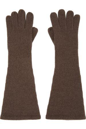 Totême Women Gloves - Cashmere Gloves