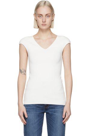 Totême Cap Sleeve T-Shirt