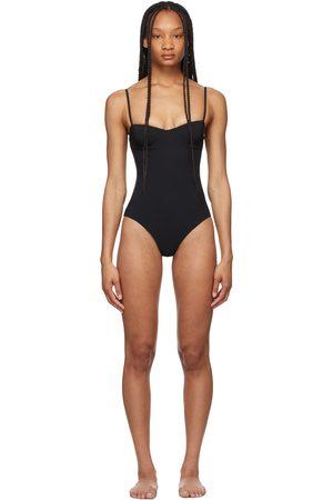 Totême Bra One-Piece Swimsuit