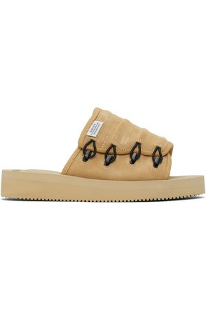 SUICOKE Tan MURA-VS Sandals