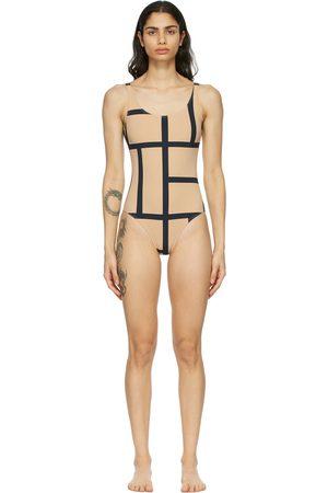 Totême Women Swimsuits - Positano One-Piece Swimsuit