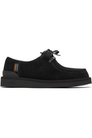 SUICOKE Sevab Lace-Up Loafers