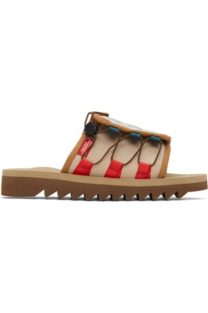 SUICOKE Tan DAO-2 Sandals