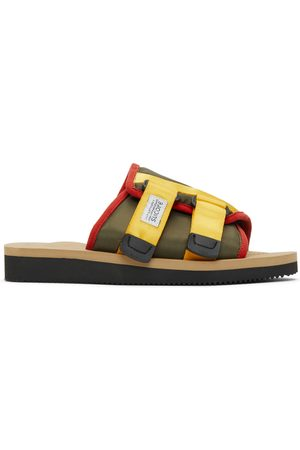 SUICOKE And KAW-Cab Sandals