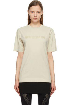1017 ALYX 9SM Mirrored Logo T-Shirt