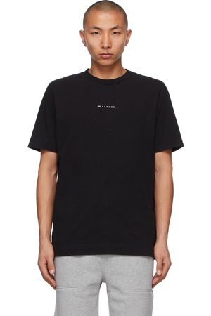 1017 ALYX 9SM Collection Name T-Shirt