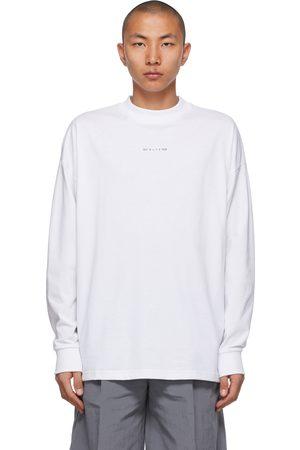 1017 ALYX 9SM Visual Logo Long Sleeve T-Shirt