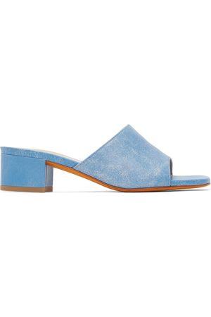 MARYAM NASSIR ZADEH Agatha Slide Heeled Sandals