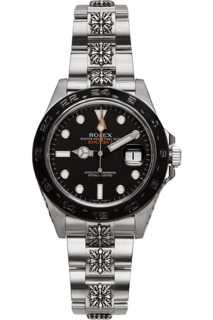 MAD Paris Men Watches - Customized Rolex Lys Explorer II Watch