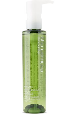 Shu Uemura Anti/Oxiand Pollutant and Dullness Clarifying Cleansing Oil, 150 mL